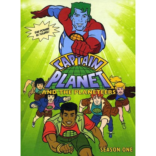 Captain Planet And The Planeteers: Season One (Full Frame)