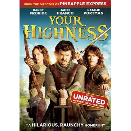 Is Zooey Deschanel In Elf (Your Highness (DVD))
