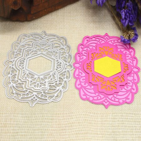 Big Sales Sliver Flower Metal Cutting Dies Stencils DIY Scrapbooking Album Paper Card Craft G
