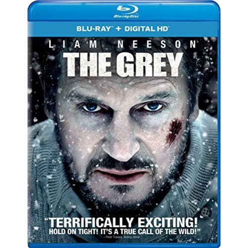 The Grey (Blu-ray + Digital HD) (With INSTAWATCH) (Widescreen)