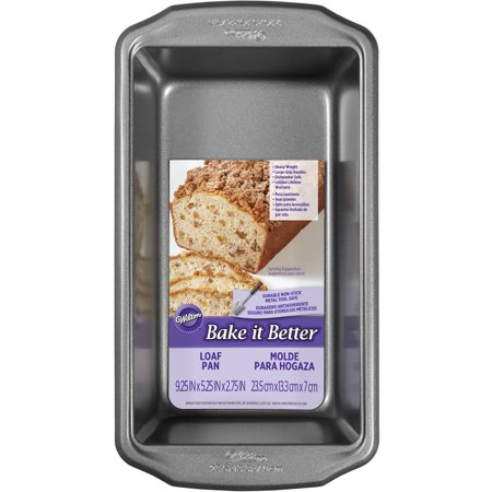"Wilton Bake It Better 9"" x 5"" Large Loaf Pan, 1 Each"