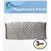 3-Pack Replacement Holmes HWF62 Humidifier Filter - Compatible Holmes HWF62 Air Purifier Filter