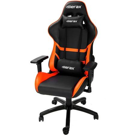 Merax High Back Computer Chair Ergonomic Design Racing Gaming Chair