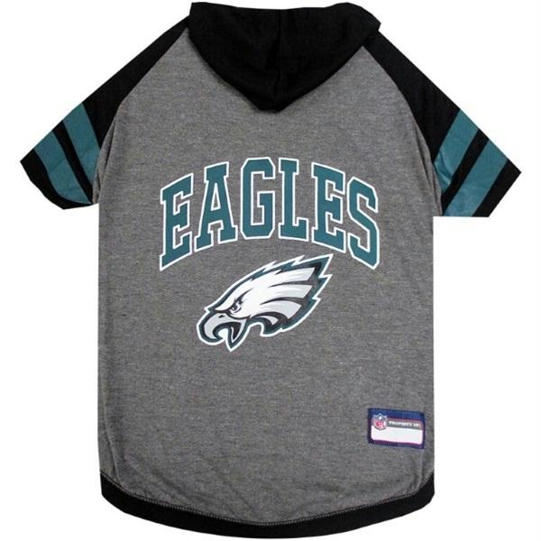 Philadelphia Eagles Dog Hoodie T-Shirt