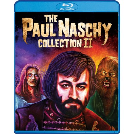 Paul Naschy Collection II (Blu-ray): Hunchback Of The Morgue / Devil's Possessed / The Werewolf And The Yeti / Exorcism / ... - Morgue Doctor