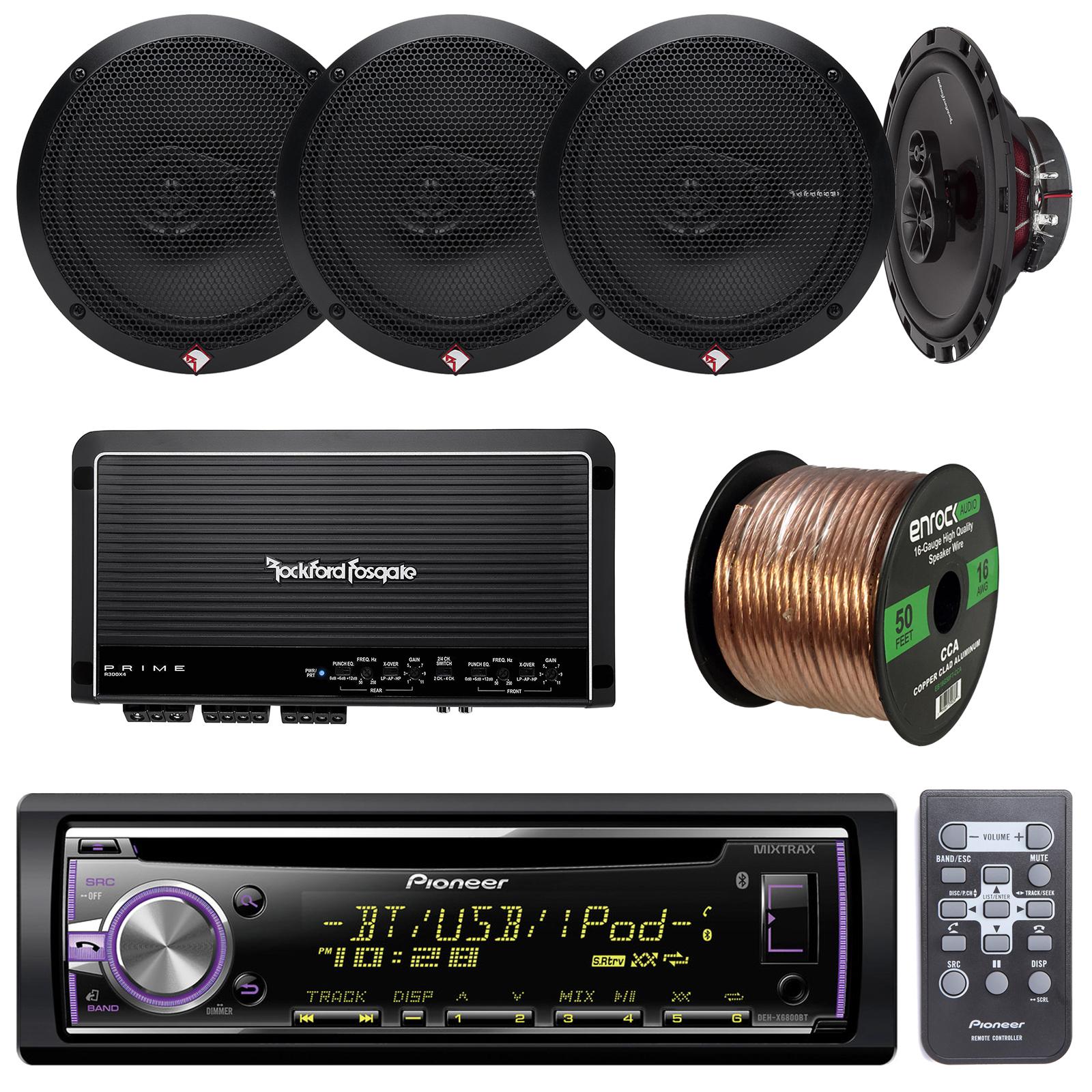 Pioneer car stereos at walmart 7