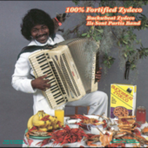 100% Fortified Zydeco (Rmst)