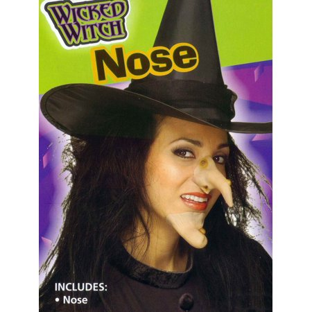 Witch Nose Halloween Costume Accessory