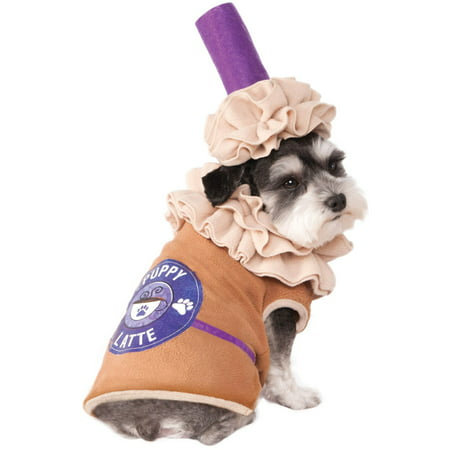 Puppy Latte Pet Halloween Costume (Pez Halloween Costume)