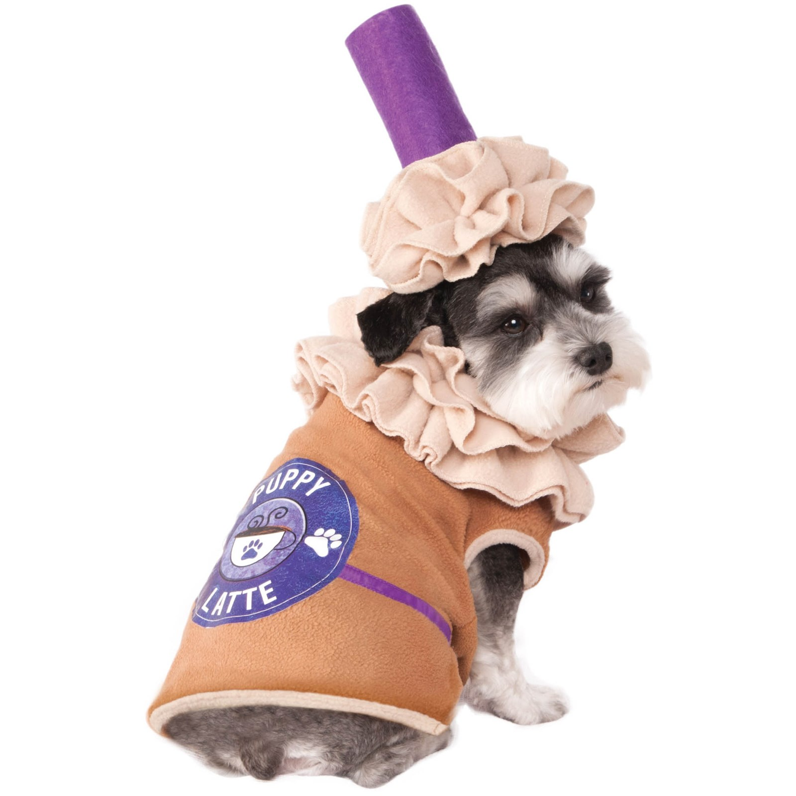 Attractive Puppy Latte Pet Halloween Costume