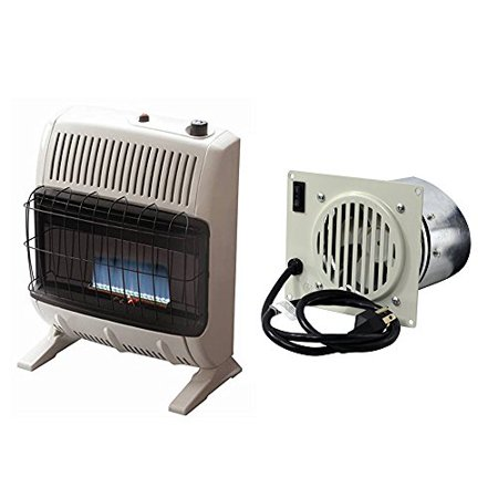 Mr Heater 20 000 Vent Free Blue Flame Propane Heater W