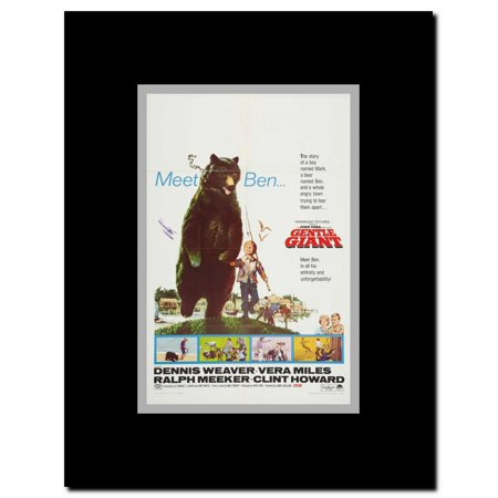 Gentle Giant Framed Movie Poster Giant Framed Poster