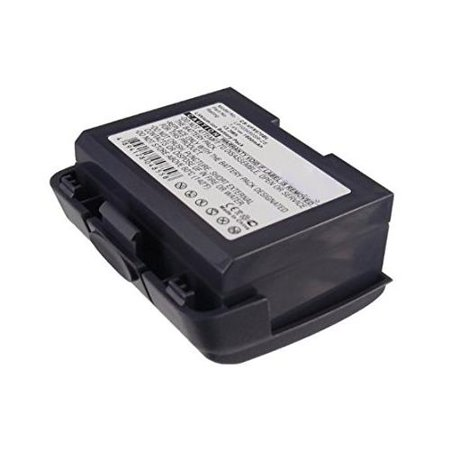 Wireless Credit Card Terminal - VeriFone VX670 wireless terminal Credit Card Reader Battery (Li-Ion, 7.4V, 1800mAh) - Replacement Battery for VeriFone 24016-01-R POS Battery