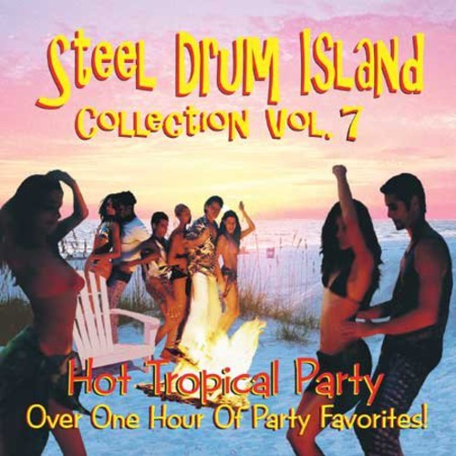 Steel Drum Island Steel Drum Island Collection: Hot Tropical Party M [CD] by