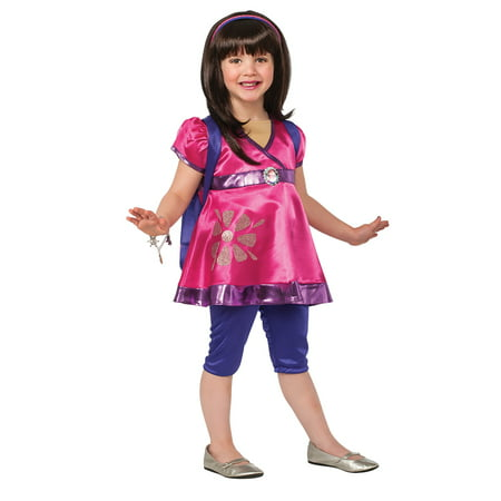Dora The Explorer Deluxe Costume by Rubies 610059 - Dora The Explorer Halloween Costume Homemade