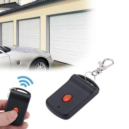 Portable 1 Button Garage Door Wireless Remote Control Transmitter