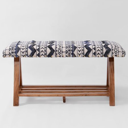 Miraculous Bungalow Rose Churchwell Upholstered Storage Bench Inzonedesignstudio Interior Chair Design Inzonedesignstudiocom