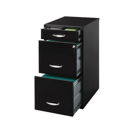 Space solutions 3 drawer file cabinet - Filing solutions for small spaces photos ...