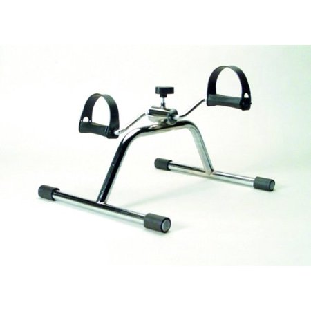 Standard Aerobic Pedal Exerciser - Chrome - QTY: 1, Great for cardiovascular fitness. By