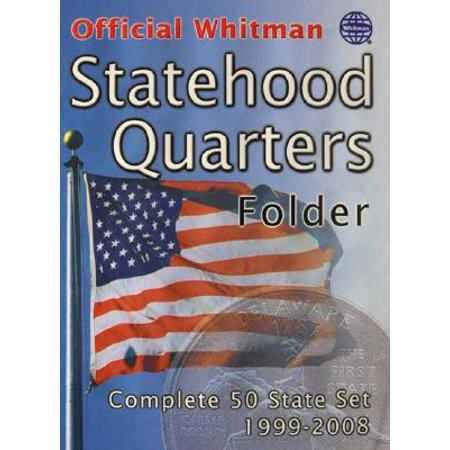 (Official Whitman Statehood Quarters fold (Board Book))