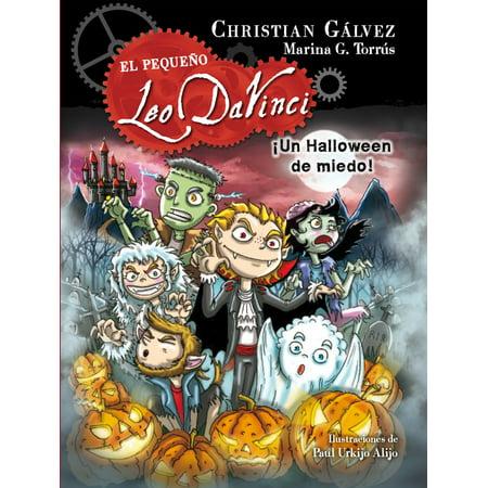 ¡Un Halloween de miedo! (El pequeño Leo Da Vinci 7) - eBook - Filmes Da Disney De Halloween