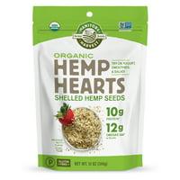 Manitoba Harvest Organic Hemp Hearts, 12.0oz