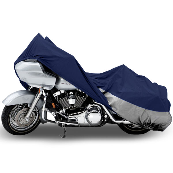 Motorcycle Bike Cover Travel Dust Storage Cover For Harley Davidson XL Sportster 1200