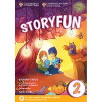 Storyfun for Starters Level 2 Student's Book with Online Activities and Home Fun Booklet 2 (Other)