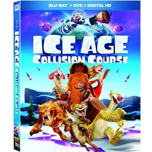 Ice Age: Collision Course (Blu-ray + DVD + Digital HD) (Widescreen) FOXBR2327666