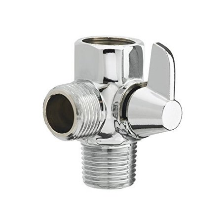 Collection Shower Arm Diverter Valve (Aquaus Shower Diverter Valve By RinseWorksTM Shower Diverter Valve - 1/2
