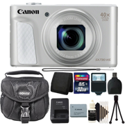 Canon Powershot SX730 HS Compact Digital Camera Silver with 32GB Accessory Kit - Best Reviews Guide
