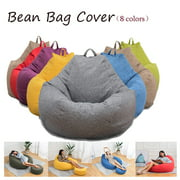 """DODOING Sofa Covers(No Filler) Bean Bag Chair Removable Cover, Ultra Soft Bean Bags Chairs Sofa Furniture for Kids Teens Adults ( XL-39.4""""x 47.2'')"""