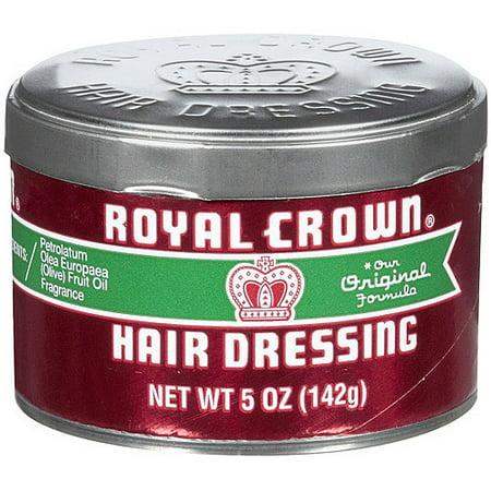 (2 Pack) Royal Crown Hair Dressing Our Original Formula, 5.0 OZ Crown Royal Shot
