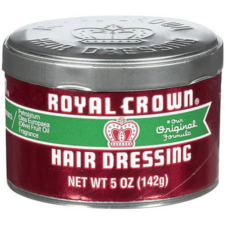 (2 Pack) Royal Crown Hair Dressing Our Original Formula, 5.0 -