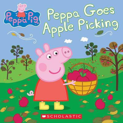 Peppa Goes Apple Picking (Peppa Pig) (Paperback)](Halloween Peppa Pig Movies)