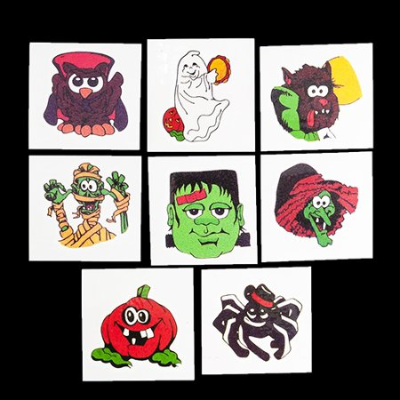 New School Halloween Tattoo Designs (Halloween Tattoos - 36 per)