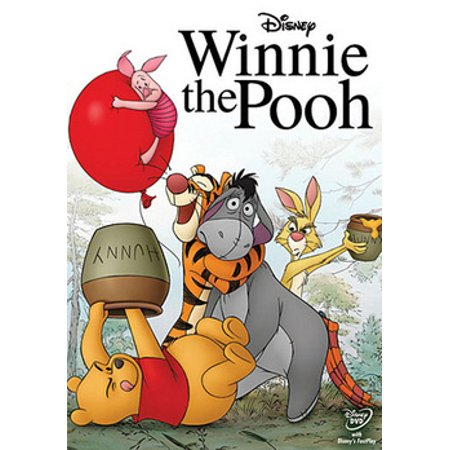 Winnie the Pooh (DVD) (Winnie The Pooh Family Halloween Costumes)