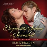 Desperately Seeking a Scoundrel - Audiobook