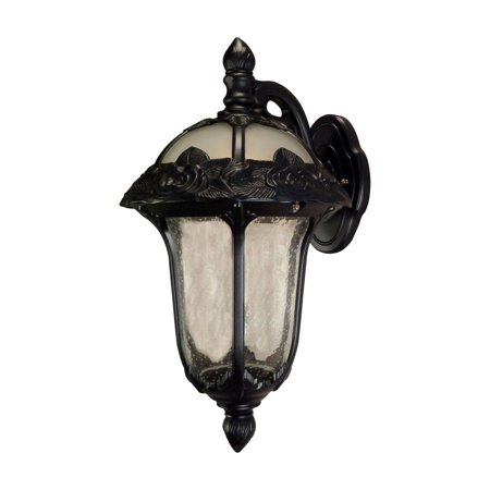 Special Lite Products Rose Garden F-1711 Small Top Mount Outdoor Wall Light