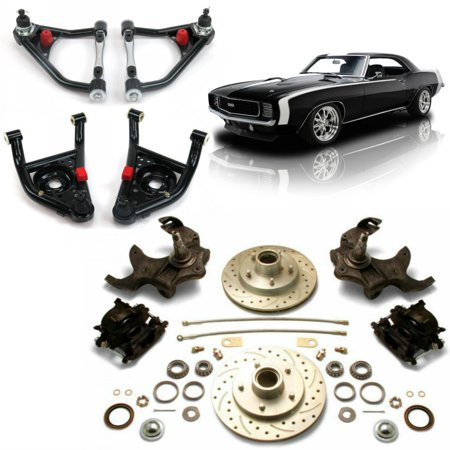 1967 1968 1969 camaro firebird disc brake conversion tubular a arms control - Firebird Armrest