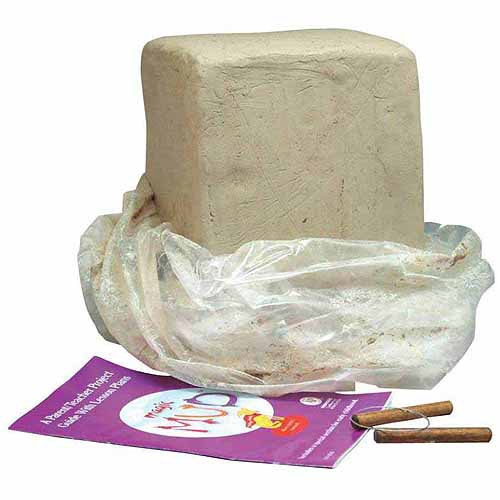 Magic Mud Non-Toxic Modeling Clay Project Kit