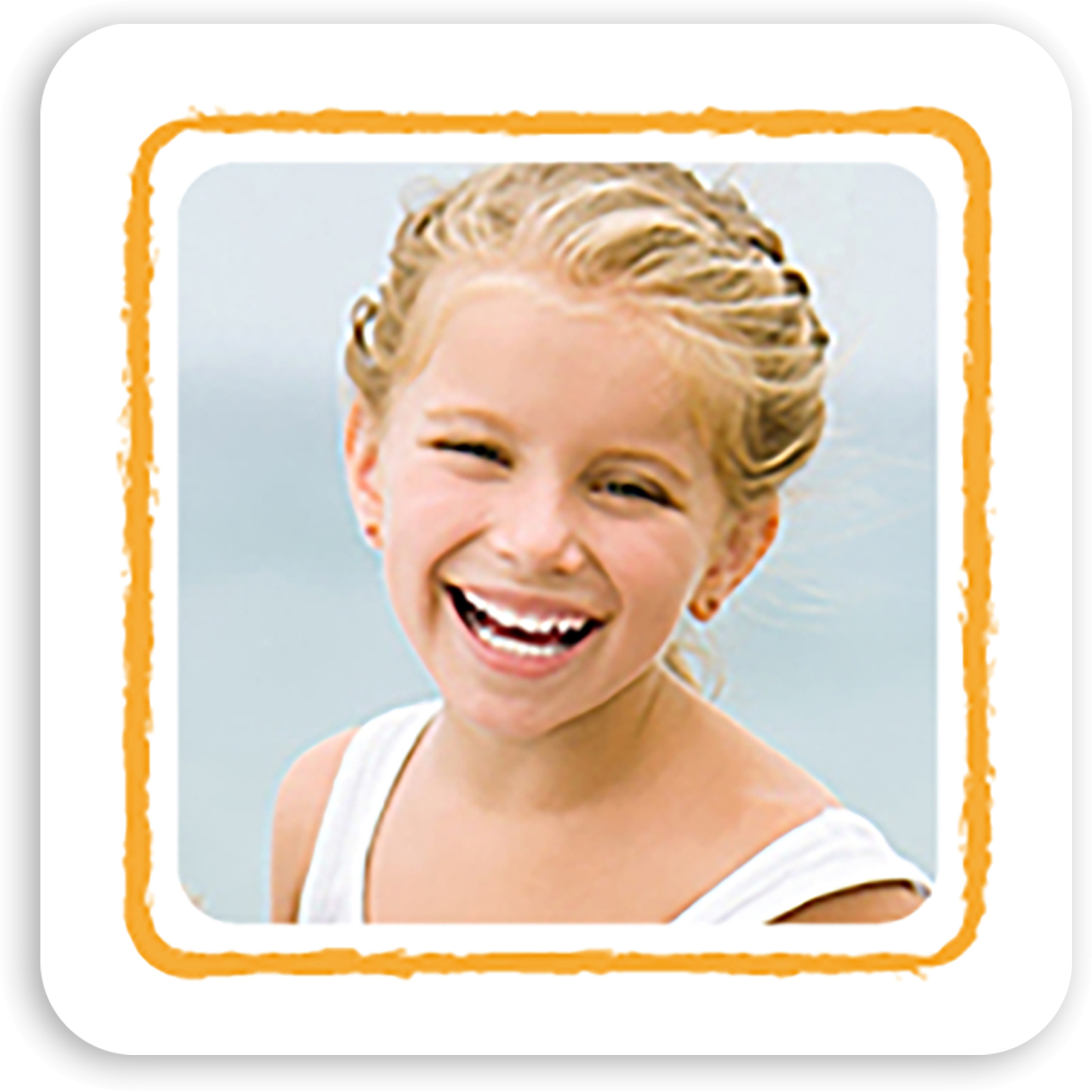 Back to School - Personalized 1.75 x 1.75 Square Seal Sticker