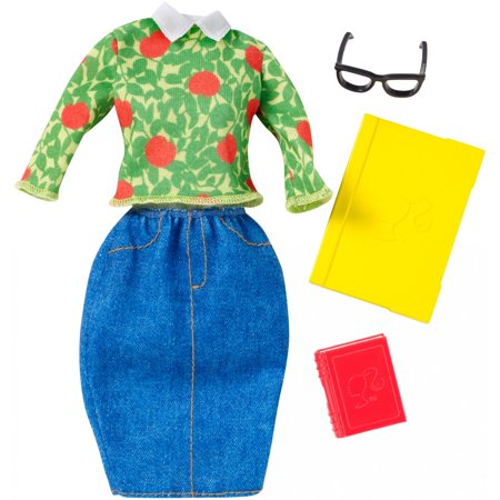 Barbie Career Teacher Fashion Pack
