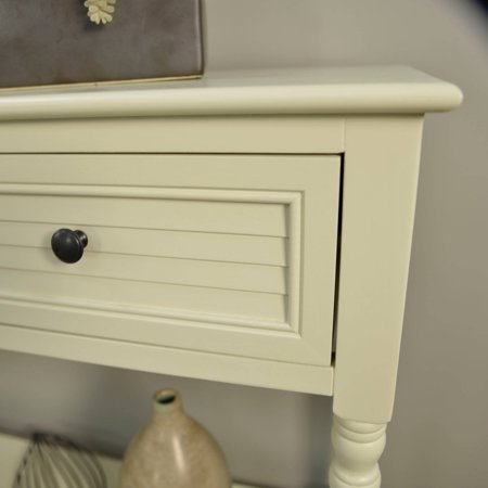Better Homes And Gardens Shutter 2 Drawer Console Table