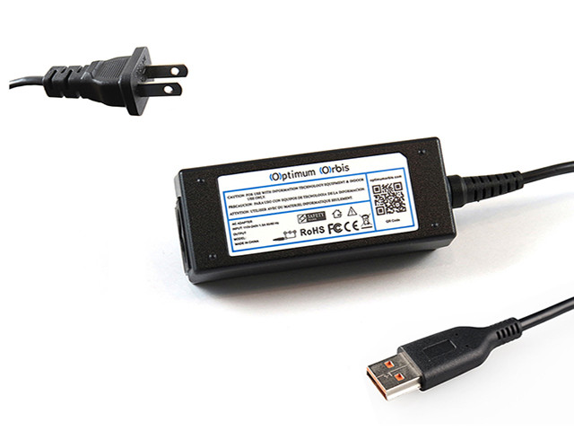 AC Adapter for Lenovo Yoga 3 Pro ADL-40WCC ADL40WDA ADL40WDJ Power Charger 40W