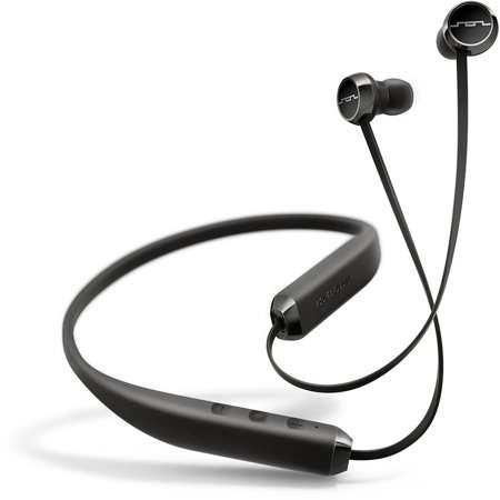 Sol Republic Shadow Wireless Natural Collar On Ear Headphones With 3 Button Microphone And Music Control
