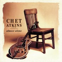 Chet Atkins - Almost Alone [CD]