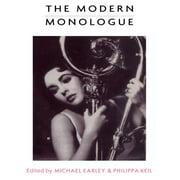 The Modern Monologue - eBook