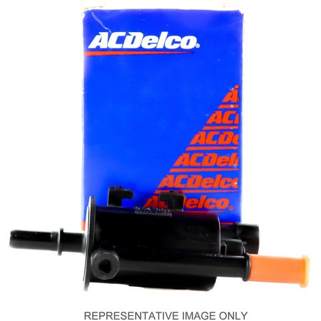 ACDelco Valve Assembly Evaporative Emission, (Valve Assembly Latex)