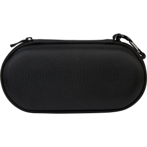 CTA Digital Carrying Case for Portable Gaming Console - Black